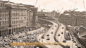Genoa (Italy), the city where the Affaire Sutter-Bozano happened in 1971. A Cold Case - Il Biondino - Corte&Media Agency Verona