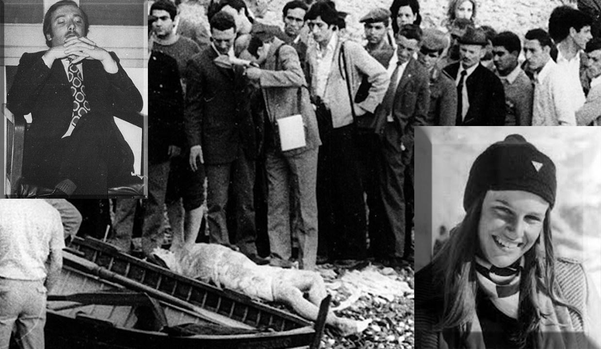 Cold Case - Milena Sutter Lorenzo Bozano - Italian criminal case - 1971 - Genova - Corte&Media Agency